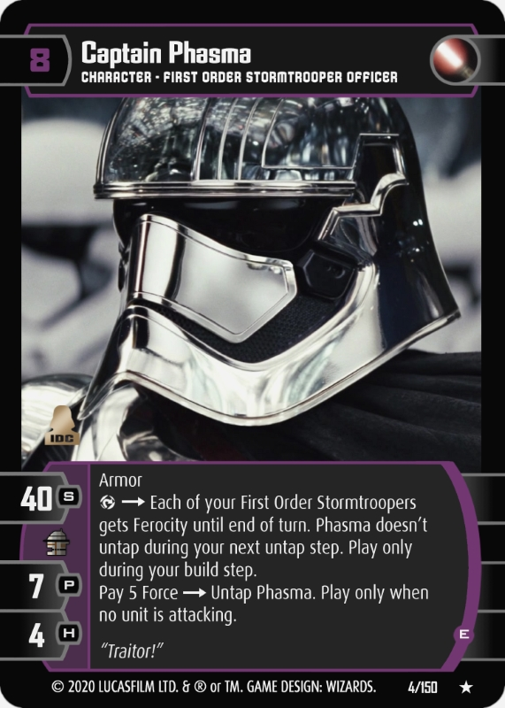Captain Phasma (E)