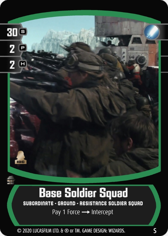 Base Soldier Squad