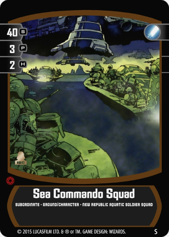 Sea Commando Squad