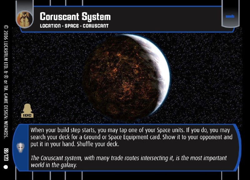 Coruscant System