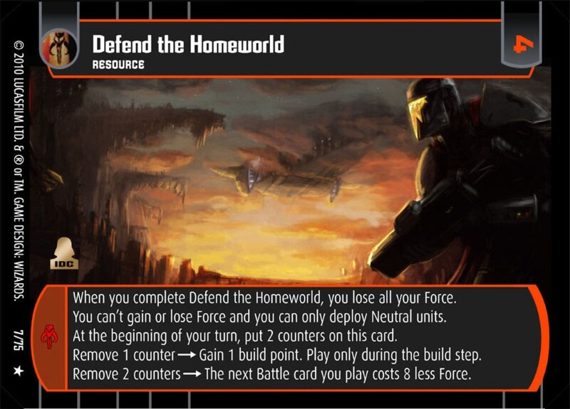 Defend the Homeworld