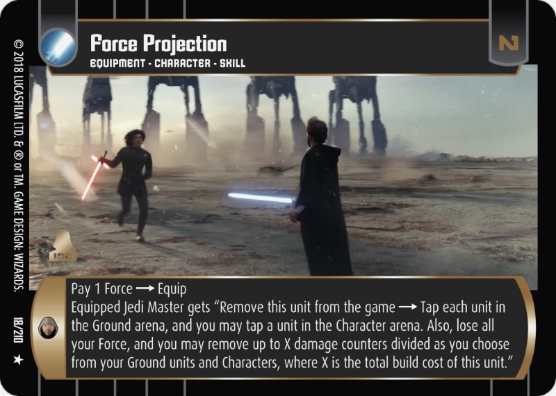 Force Projection